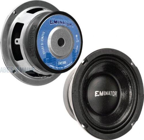 "Eliminator EM1506 Eminator 6"" Car Audio Speaker"