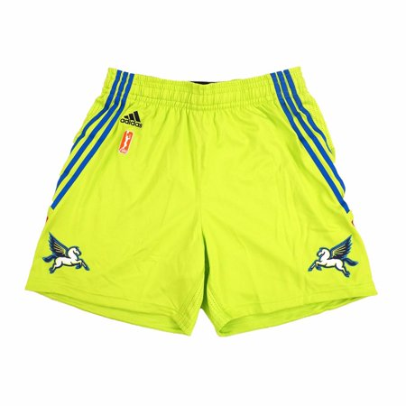 Dallas Wings WNBA Adidas Green Team Issued Authentic On-Court Climacool Performance Shorts For Women (Shop Adidas Uk)