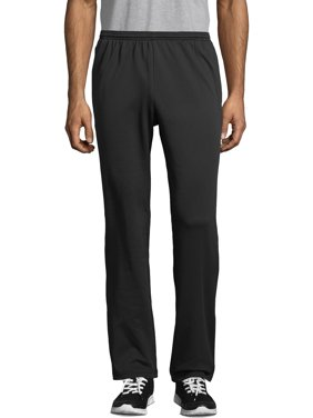 Hanes Sport Men's and Big Men's Performance Sweatpants with Pockets, Up to Size 2XL