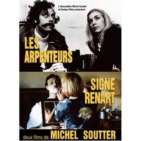 Pal Format - Michel Soutter 2-DVD Collection ( Les Arpenteurs / Sign  Renart ) ( The Surveyors / Sign  Renart ) [ NON-USA FORMAT, PAL, Reg.0 Import - France ]