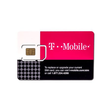 T-Mobile 4G NANO Sim Card Triple Mini Micro - New -