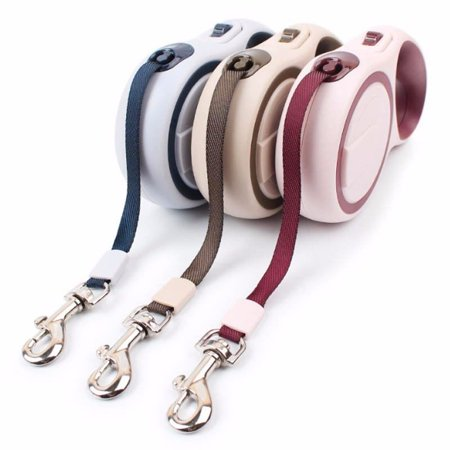 3m Auto Retractable Pet Dog Puppy Lead Leash Walking Traction Rope  - image 1 of 4
