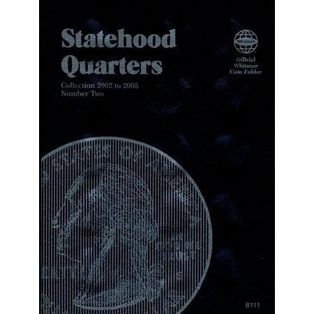 Statehood Quarter Coin (Official Whitman Coin Folder: Statehood Quarters: Complete Philadelphia & Denver Mint Collection)