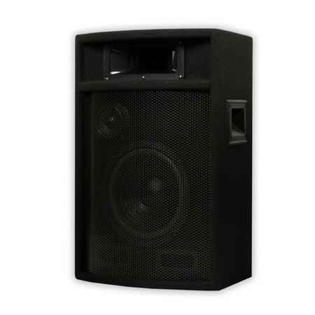 8 Inch 3-Way Carpeted Speakers - Pair - image 1 of 6