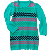 Healthtex Ht Tg Sweater Dress Spearmint