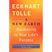 A New Earth (Paperback)(Large Print)