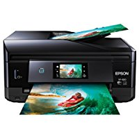 Epson Expression Premium XP-820 Wireless Color Photo Printer with Scanner, Copier and Fax by Epson