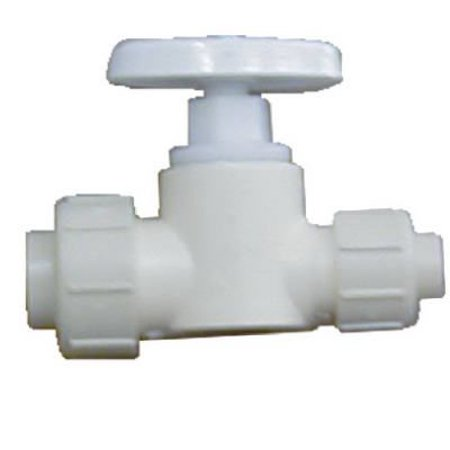 Genova Products 53030 Straight Supply Valve, 1/2 CPVC x 1/4-In. - Quantity - Cpvc Supply Valve
