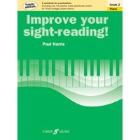 Improve Your Sight-Reading! Trinity Piano, Grade 2 : A Workbook for Examinations