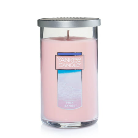 Yankee Candle Pink Sands - Medium Perfect Pillar Candle