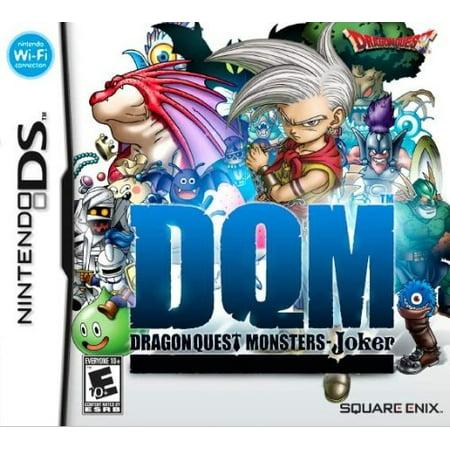 Dragon Quest Monsters: Joker (Dragon Quest Monsters Joker 2 Best Monsters)