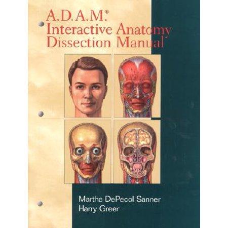 Adam Interactive Laboratory Dissection Guide Walmart
