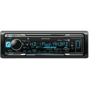 Kenwood KMM-BT518HD Single-DIN In-Dash MP3 Digital Media Receiver with Bluetooth, HD Radio and SiriusXM Ready