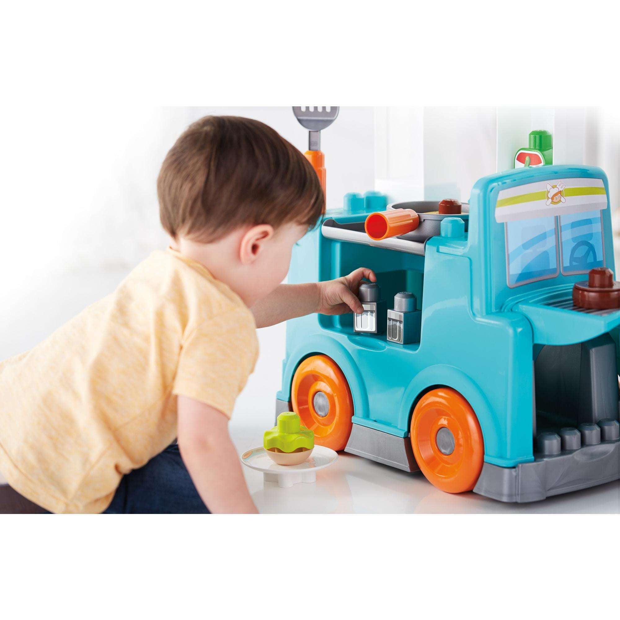 Mega Bloks Food Truck Kitchen - Walmart.com