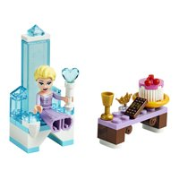 LEGO Disney Frozen II Elsa's Winter Throne 30553