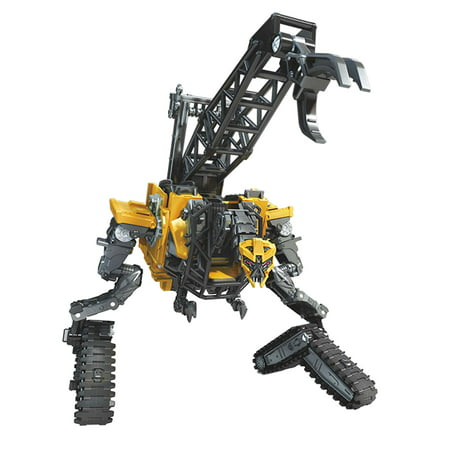 Transformers Toys Studio Series 47 Deluxe Class Transformers: Revenge of the Fallen Movie Constructicon Hightower Action Figure - Ages 8 and Up, 4.5-inch