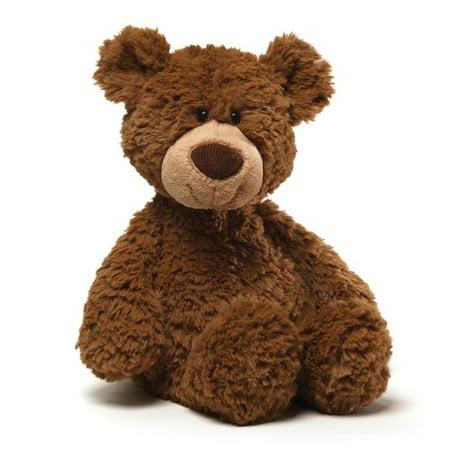 GUND 4040161 Pinchy Teddy Bear, Brown