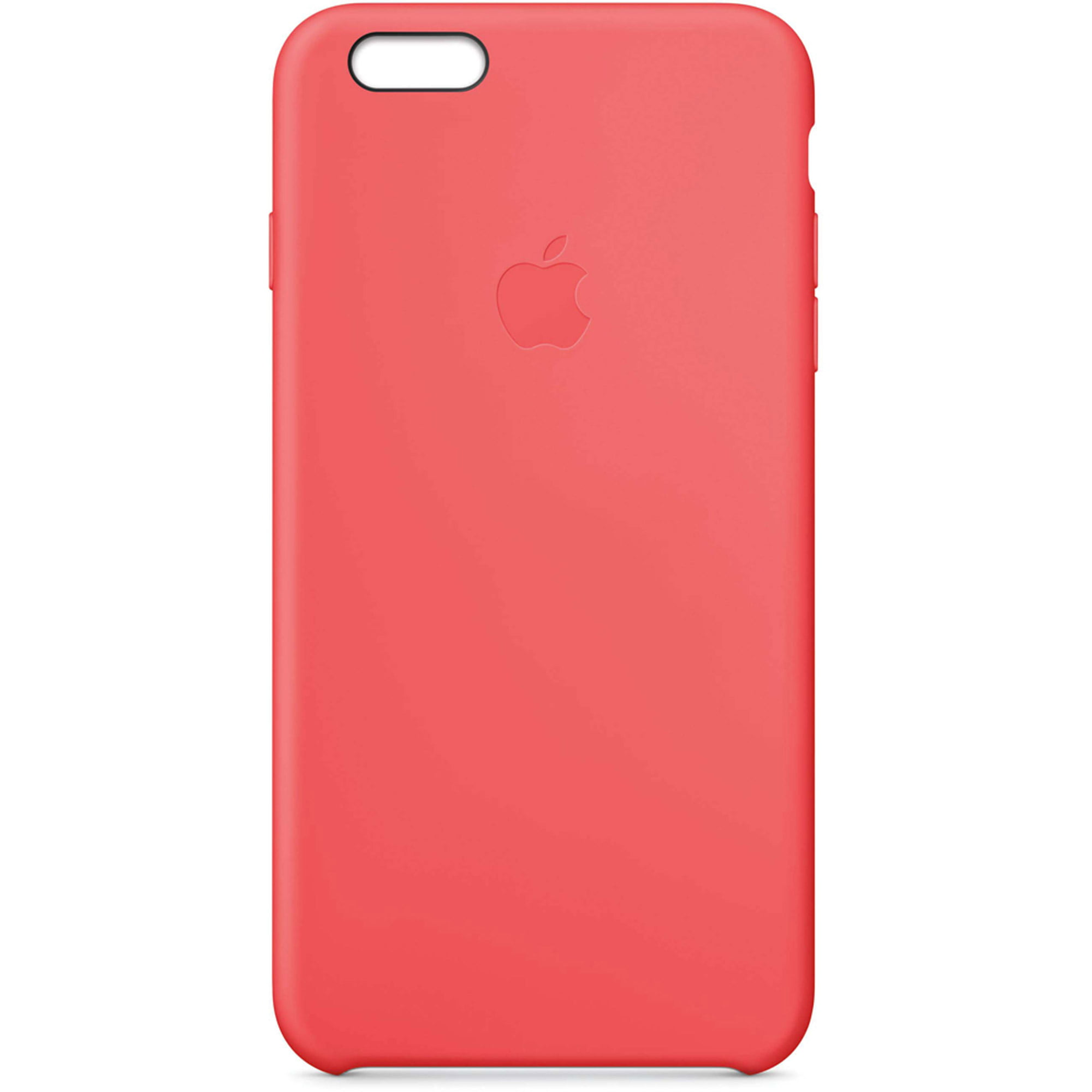 100% authentic e0ee3 91343 Apple Silicone Case for iPhone 6s Plus and iPhone 6 Plus - Pink