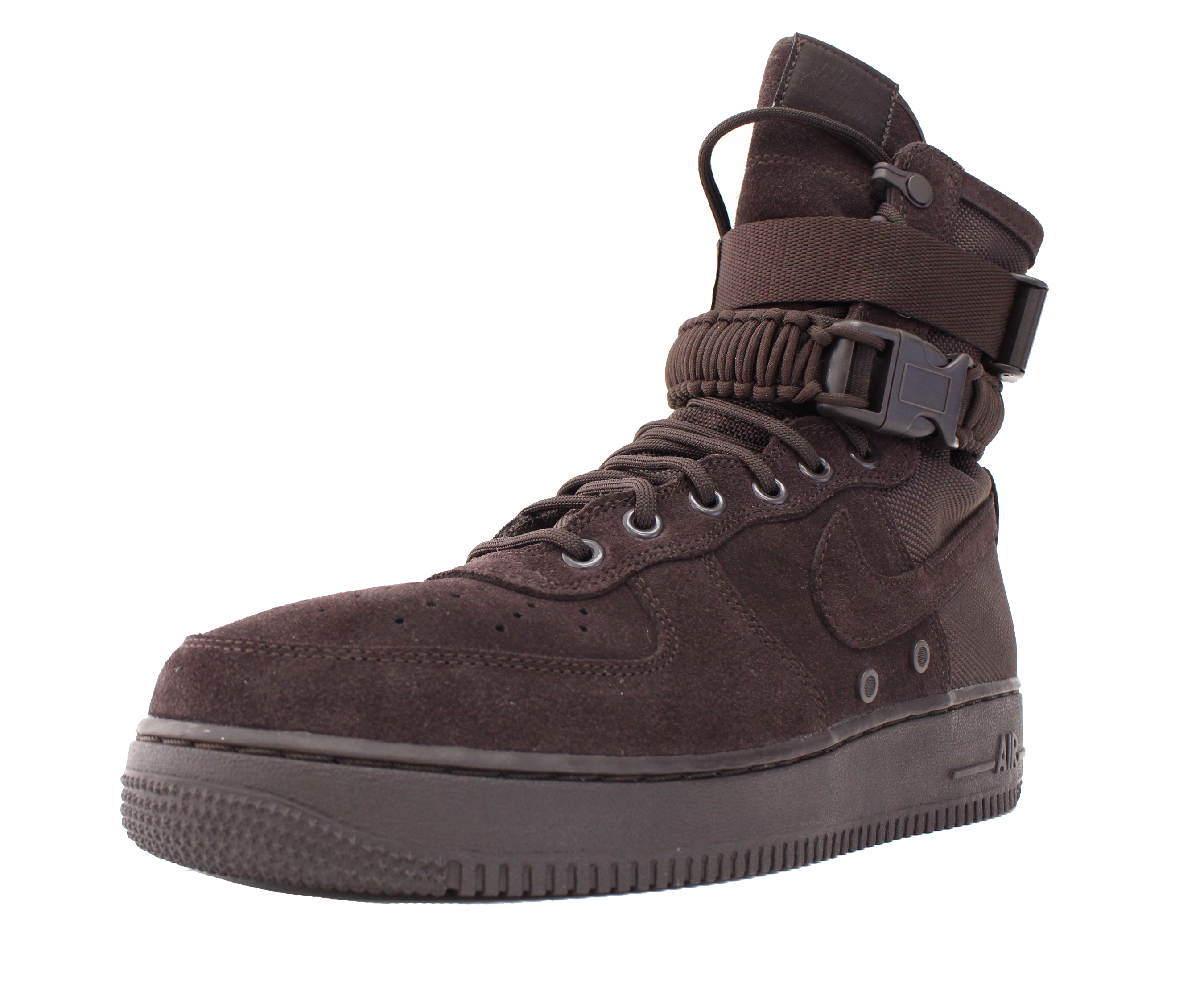 official photos bef1b 49184 ... wholesale nike sf af1 special field air force 1 high sz 10.5 velvet  brown boot 864024