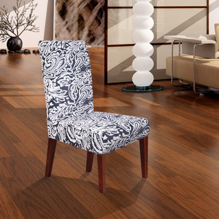 Chair Slipcovers Stretchy Protector for Chair Covers for Dining Room(GY3) ()