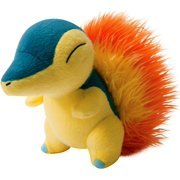 "Pokemon TOMY Cyndaquil 8"" Trainer's Choice Plush"