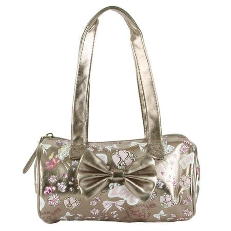 Ed Hardy Girls Alice Barrel Bag- - Hardy Test Bag