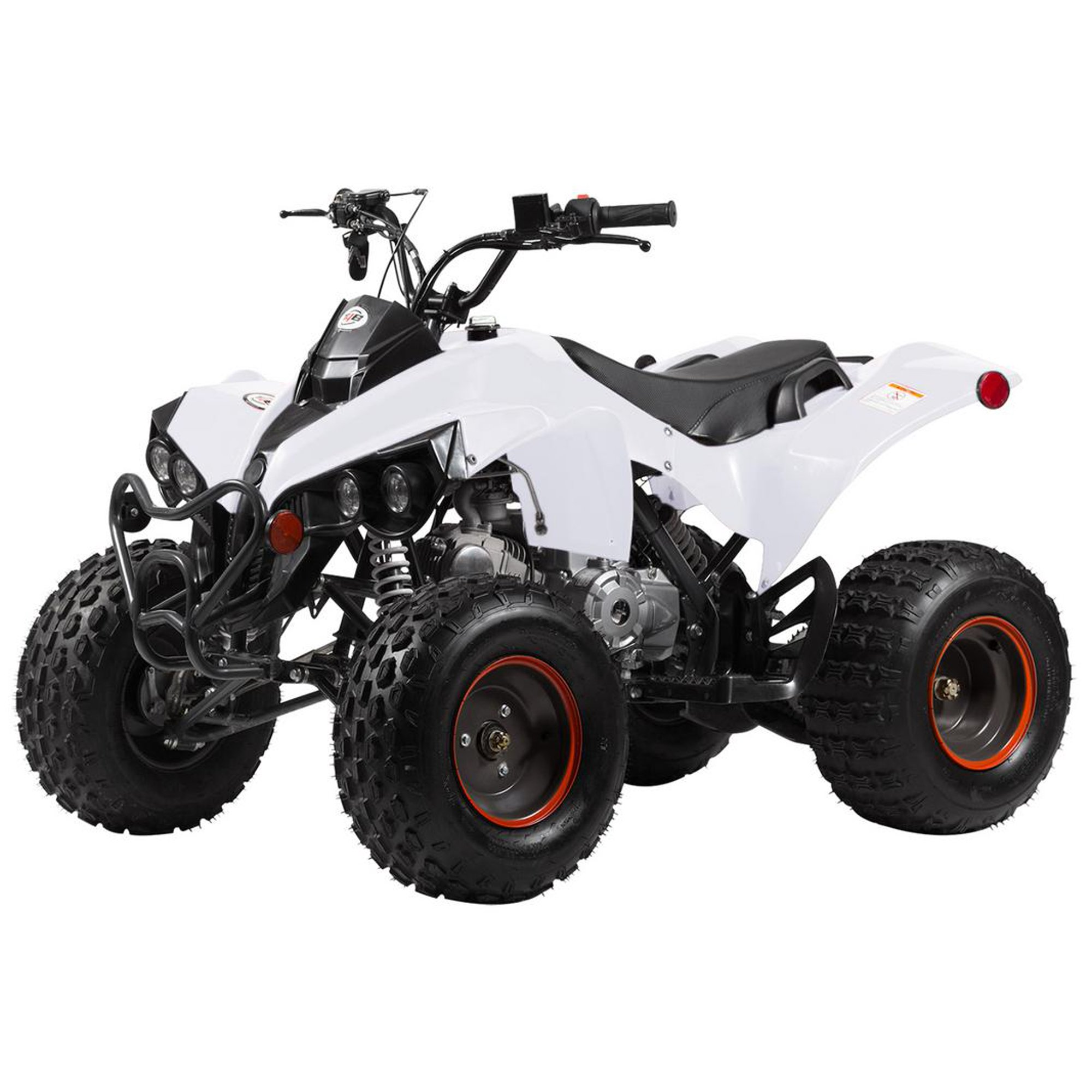 ee9a632f09a T4B T2 REBEL ATV 125cc KIDS Dirt Quad Recreational Outdoors