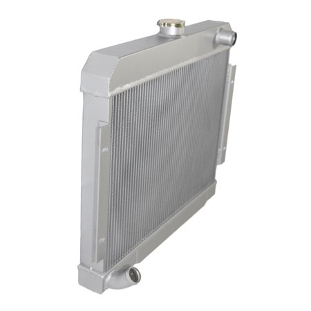 1976 Jeep Cj7 - 3 Row Performance Radiator for 72-83 Jeep CJ5 73-75 Jeep CJ6 76-86 Jeep CJ7