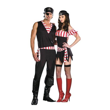 Couple's Pirate Costume