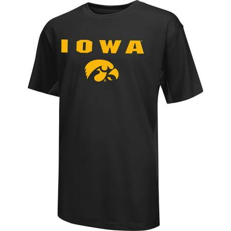 Youth ultra performance university of iowa hawkeyes t for Iowa hawkeye t shirt