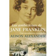 Las ambiciones de Jane Franklin - eBook