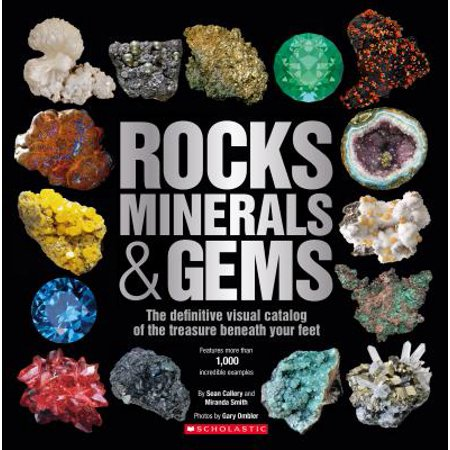 Rocks, Minerals & Gems (Gem Rock)