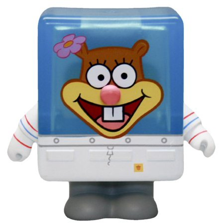 SpongeBob Sandy Clear Collectible 3