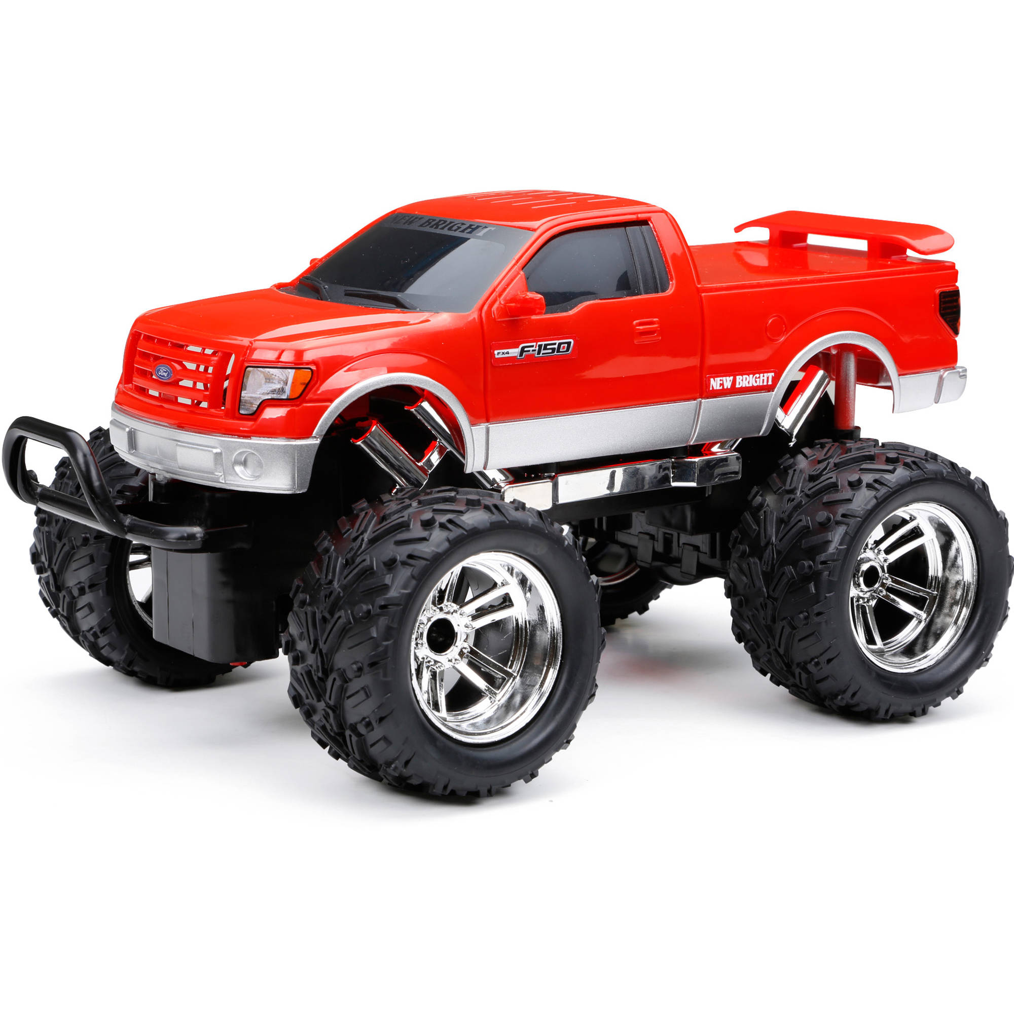 New Bright 1:16 Radio-Control Full-Function Ford F-150 Truck, Yellow