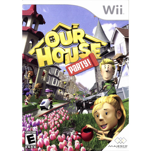 Our House: Party (Wii)