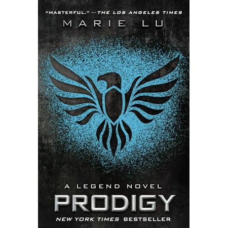 Prodigy  A Legend Novel