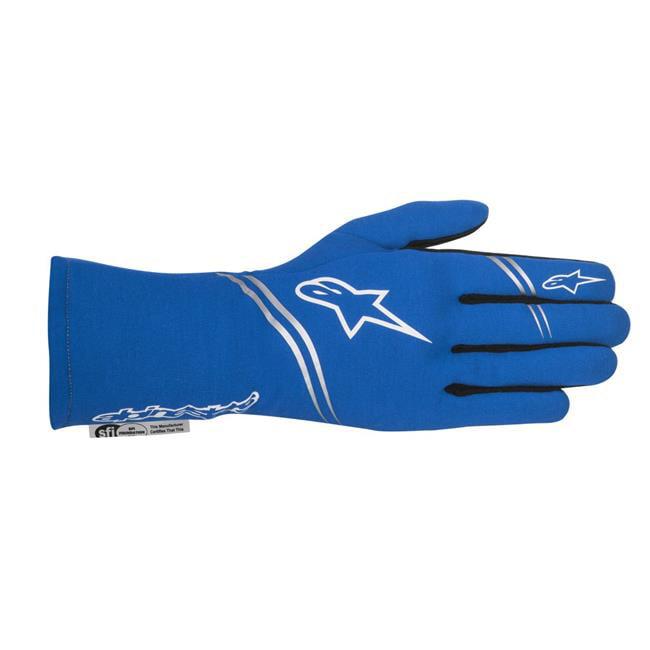 Alpinestars 3551617-70-M Tech 1 Start Glove, Blue - Medium