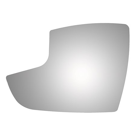 Ford Focus Driver - Burco 4434 Driver Side Replacement Mirror Glass for 2012-2016 Ford Focus