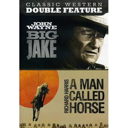 Big Jake / A Man Called Horse (DVD)