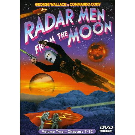 Radar Men From the Moon: Volume Two - Chapters 07-12 (DVD)