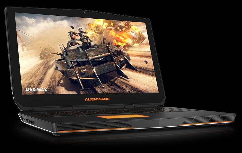 Refurbished Alienware 17 R3 i7-6820HK~UHD 4K NVIDIA GTX 980M 8GB DDR5~32GB RAM~512GB SSD. by Dell