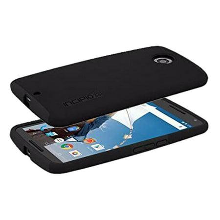 huge discount 67542 c7bfc Incipio DualPro Shock-absorbing Case for Motorola Nexus 6 - Black