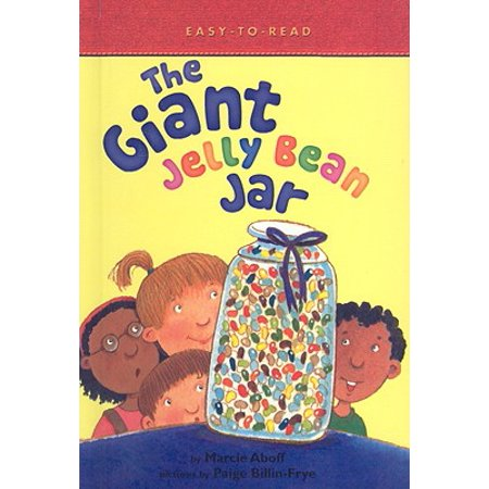 The Giant Jelly Bean Jar](How Many Jellybeans Are In A Bag)