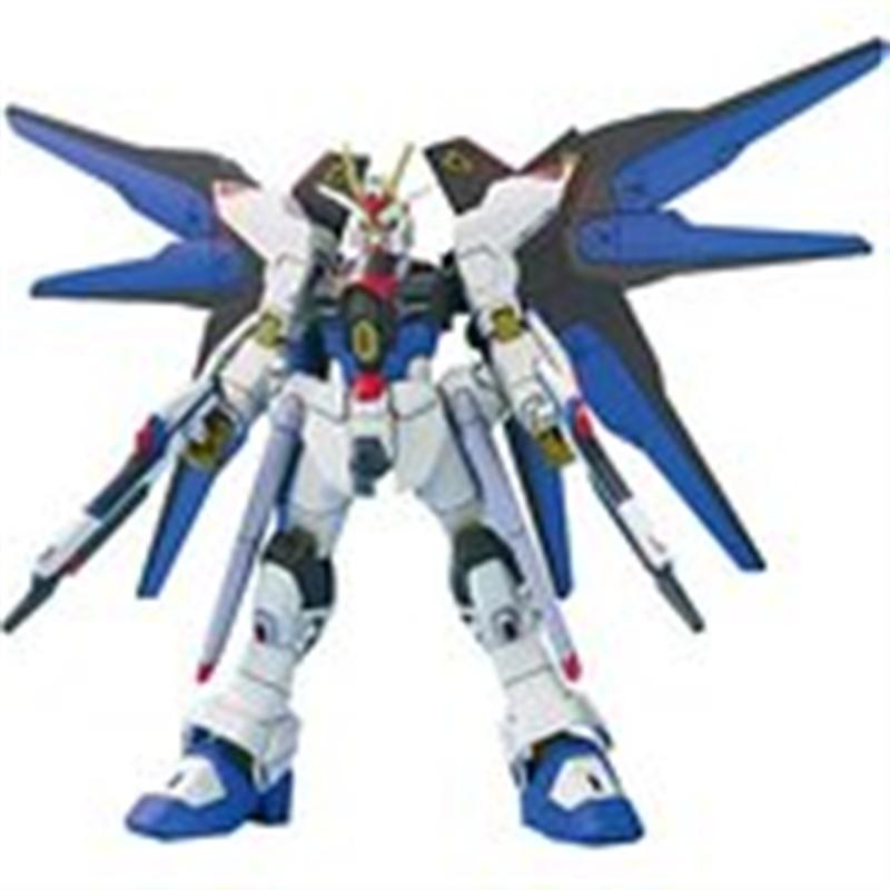 Bandai Hobby #14 Strike Freedom Gundam 1/144, Bandai Seed Destiny Action Figure