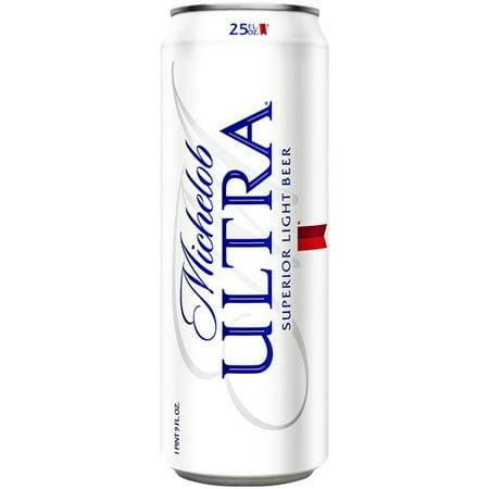 Michelob Ultra Beer, 25 fl. oz. Can - Walmart.com  Michelob Ultra ...