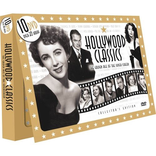 Hollywood Classics: The Golden Age Of The Silverscreen (10-Pack) (Full Frame)