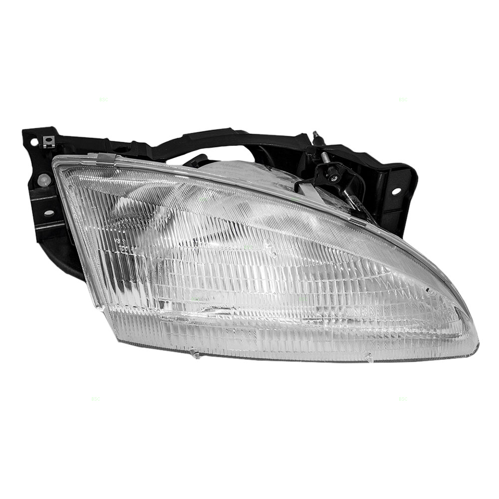 Passengers Headlight Headlamp Replacement for Hyundai 92102-29050