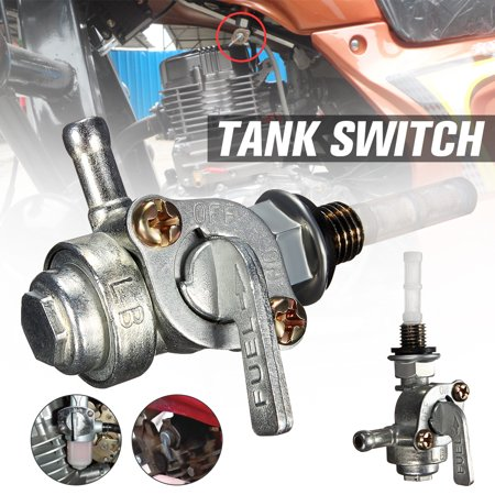 Fuel Shut Off Valve Switch ON/OFF Tap For Generator Gas Engine Fuel Tank US New - image 6 of 6
