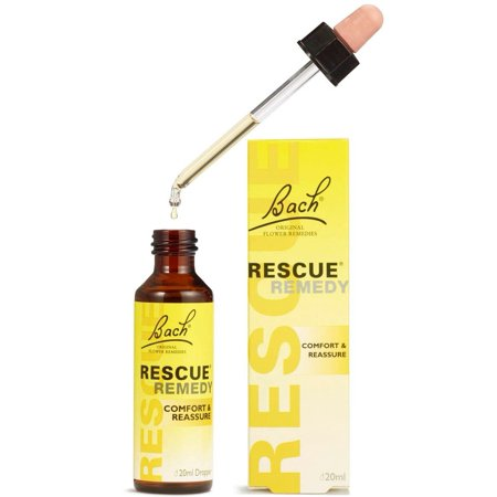 Rescue Remedy Dropper 20ml, The Original RESCUE Remedy dropper! Rescue Remedy is aWalmartbination of five Bach Original Flower Remedies. By
