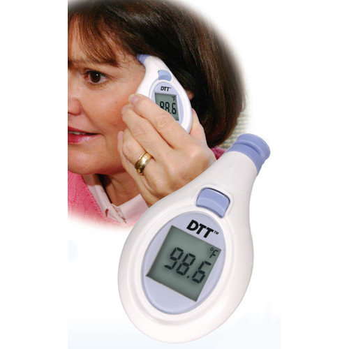 Medline Instant Read Digital Temple Thermometer 1 Count